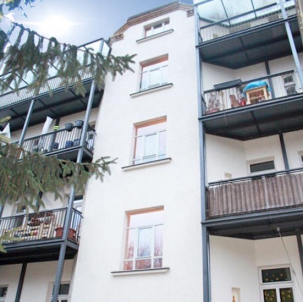 Leipzig - Eigentumswohnung Suedvorstadt-2