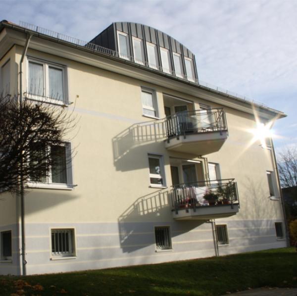 Mehrfamilienhaus Landkreis Leipzig Markleberg