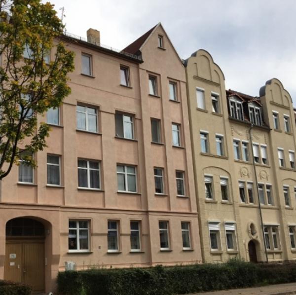 Mehrfamilienhaus Leipzig Makranstaedt
