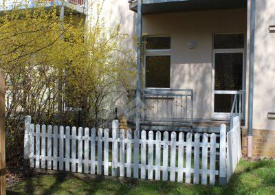 Balkon & Gartenanteil