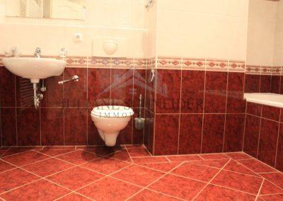 innenliegendes Bad mit Wanne