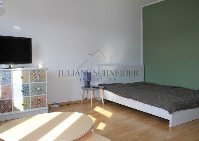 Beispiel Zimmer (möblierte Wohnung)