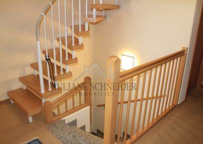 Treppenaufgang/-abgang