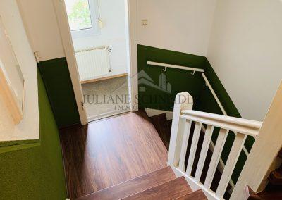 Villa - Treppenaufgang