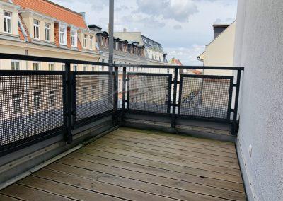 Balkon WE 12