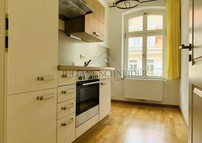 Küche WE 12